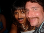 Ranjana's moustache birthday party